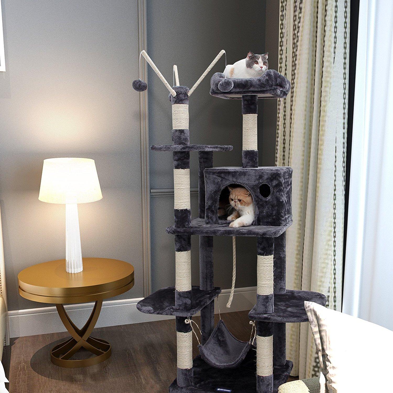 ▷ kratzbaum für große katzen • vergleiche // angebote // faq
